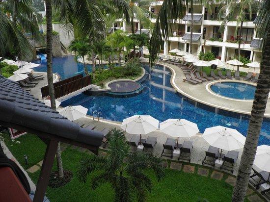 Swissotel Resort Phuket Kamala Beach : Pool