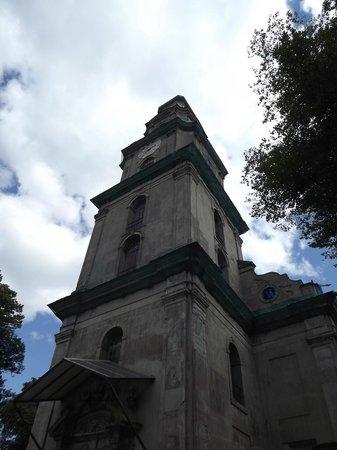 Holy Trinity Cathedral: вид снаружи