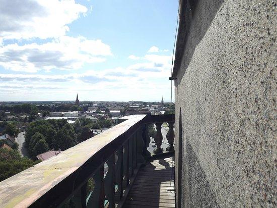 Holy Trinity Cathedral: Смотровая площадка