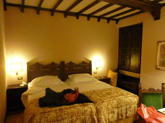 Grand Hotel Baglioni Firenze: お部屋