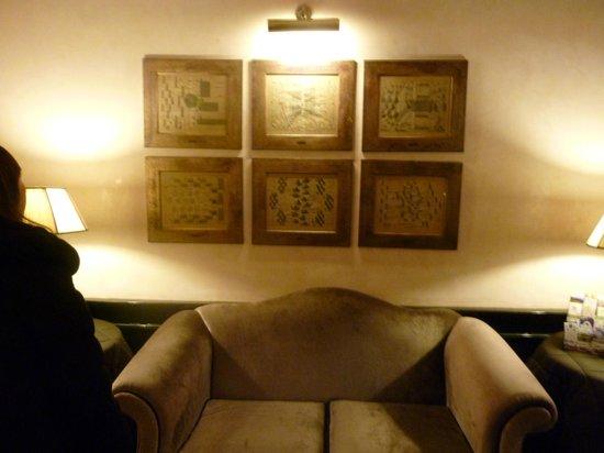 Grand Hotel Baglioni Firenze: 廊下