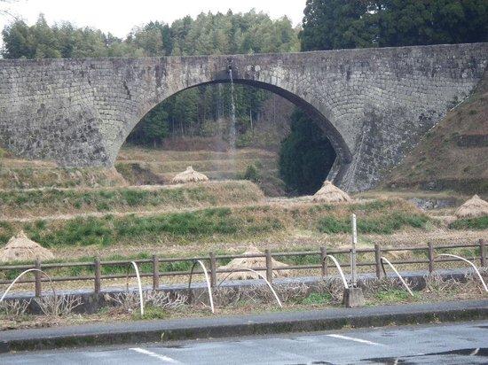 Tsujunkyo Bridge: おーきれい