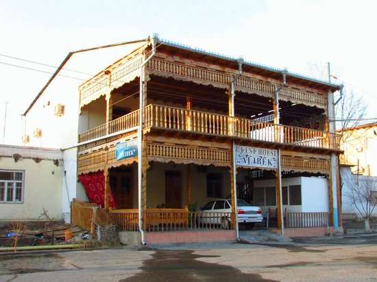 Alibek Guest House