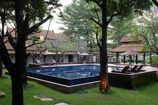 Sibsan Luxury Hotel Rimping Chiangmai: Piscine