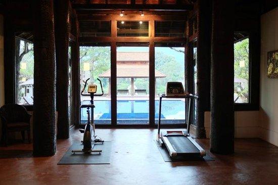 Sibsan Luxury Hotel Rimping Chiangmai: Salle de fitness