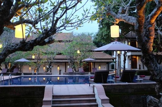 Sibsan Luxury Hotel Rimping Chiangmai : Piscine