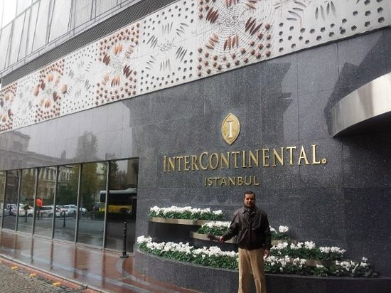 InterContinental Istanbul : Istanbul delight