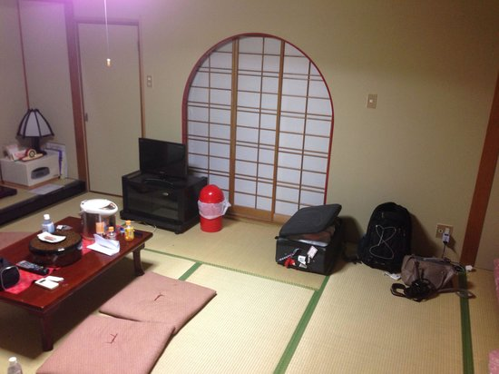Ryokan Heianbo: Family room - 4 persons