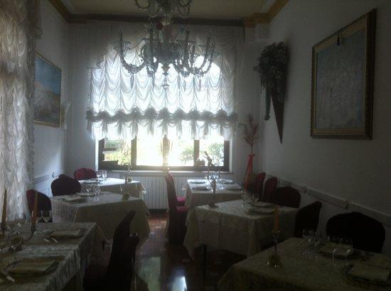 Villa Ducale Hotel e Restaurant: Restaurant