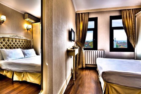 Historia Hotel : Deluxe Room