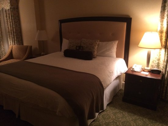 Omni Shoreham Hotel: bed in 2nd room :)