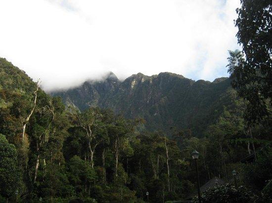 Sutera Sanctuary Lodges: Mount. KK