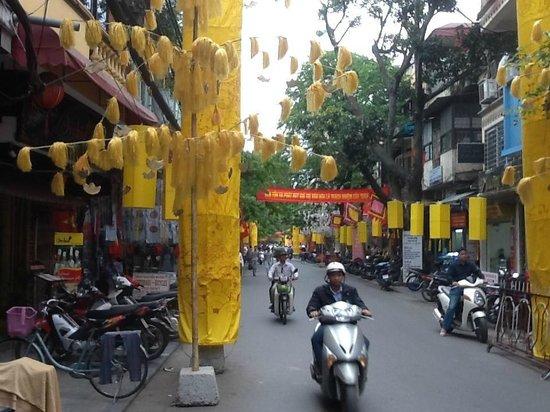 Hanoi Medallion Hotel : Old Quarter
