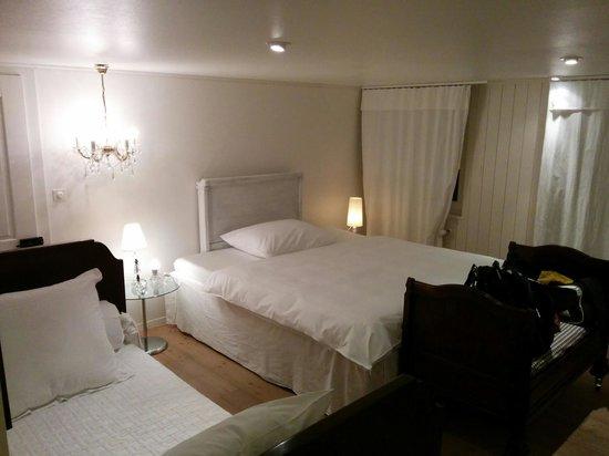 Boutique Hotel Schlüssel: Das Schlafzimmer
