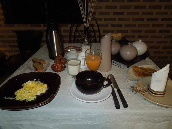 Riad Soleil d'Orient : Petit déjeuner
