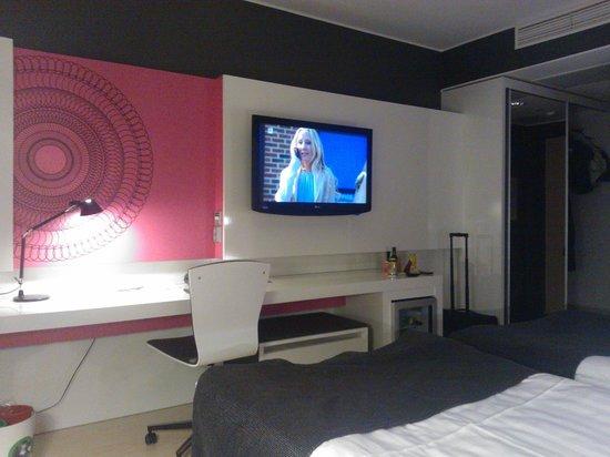 Scandic Tampere Station: Room