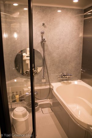 "Cross Hotel Osaka : ""The Bath Room"""
