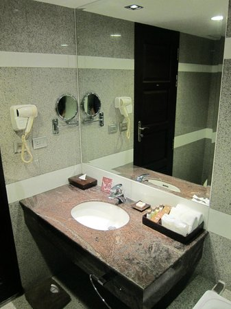 Majestic Grande Hotel : Bathroom
