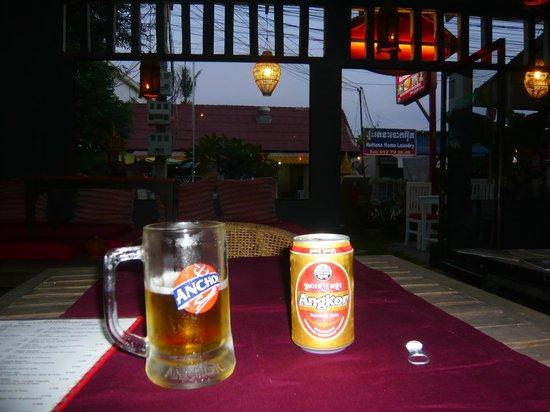 Silk Lounge: Tasty beer!