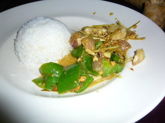 Silk Lounge: Char Kreung Fish