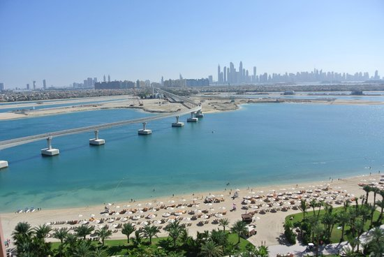 Atlantis, The Palm: de monorail
