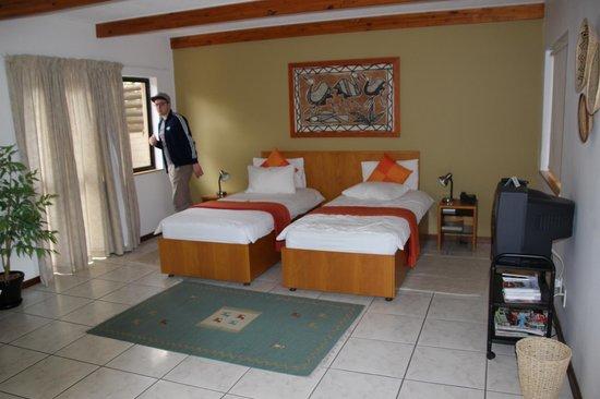 Haus Sonneneck Bed and Breakfast: Der Schlafbereich