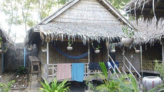 Otres Orchid : rustic bungalow