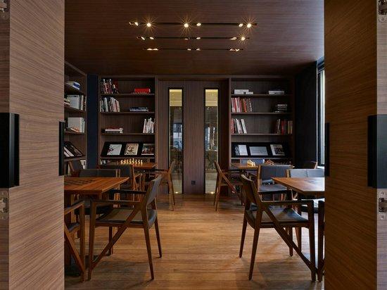 Hotel De Nell: Meeting room