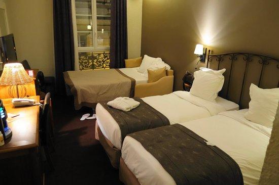Hotel de l'Horloge : ジュニアスイート