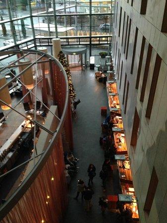 Radisson Blu Hotel Köln: Reception