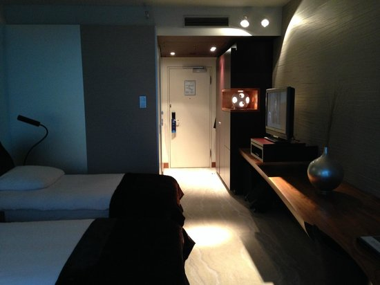 Radisson Blu Hotel, Cologne : well appointed