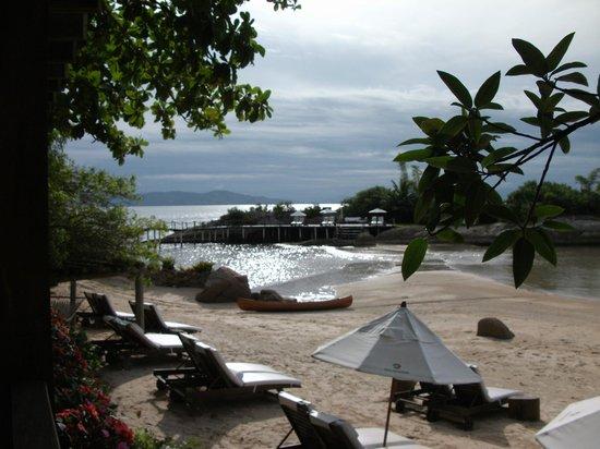 Ponta dos Ganchos Exclusive Resort: Vista do Restaurante
