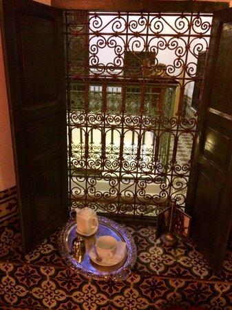 Riad Al Karama : Coffee