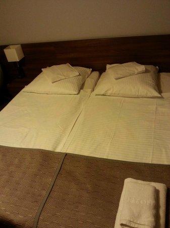 Tarnovia Hotel: room