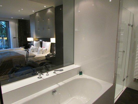 Relais & Châteaux Hotel Burg Schwarzenstein: Room