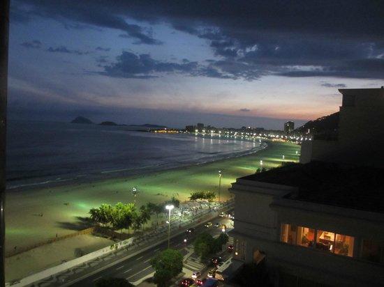 Porto Bay Rio Internacional Hotel : view from my room