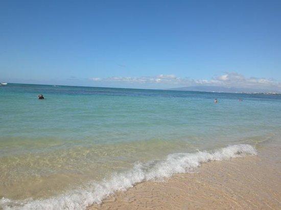 Kaimana Beach: カイマナビーチ