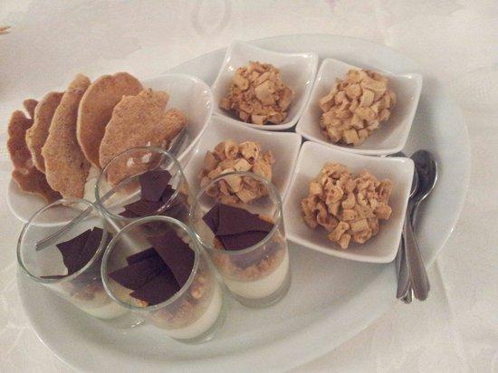 Agriturismo San Siro: Dessert...non ci sono più gli agriturismi di una volta !