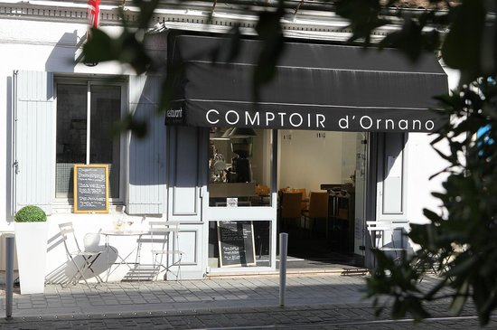 exterieur photo de comptoir d 39 ornano bordeaux tripadvisor. Black Bedroom Furniture Sets. Home Design Ideas