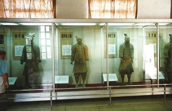 Gudu Wenhua Hotel: Guerrieri Esercito di Terracotta