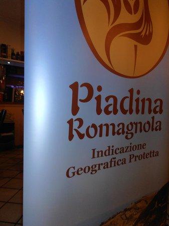 Terrae Maris: les representants de la piadina  romagnola mangaient ici