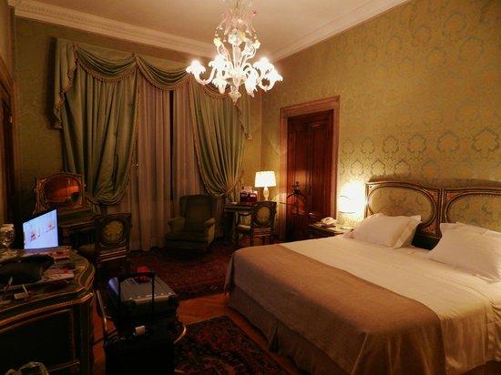 Hotel Danieli, A Luxury Collection Hotel: Camera palazzo Dandolo