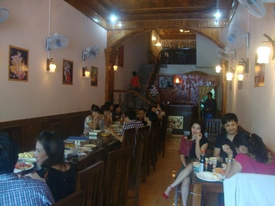 Newdelhi Indian Food Haiphong: VN people  group