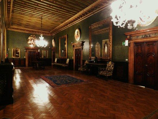 Hotel Danieli, A Luxury Collection Hotel: salone al primo piano di palazzo Dandolo