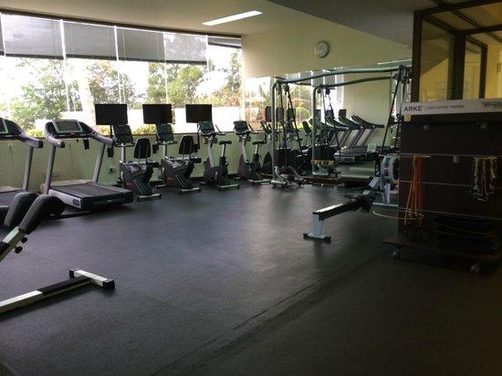 Crowne Plaza Muscat: Gym 2/2