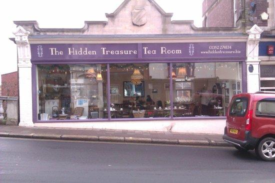 The Hidden Treasure Tea Room