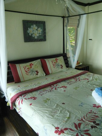 Loyfa Natural Resort: Chambre bungalow vue mer