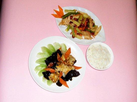 Le Restaurant Chinois : menu épicé top