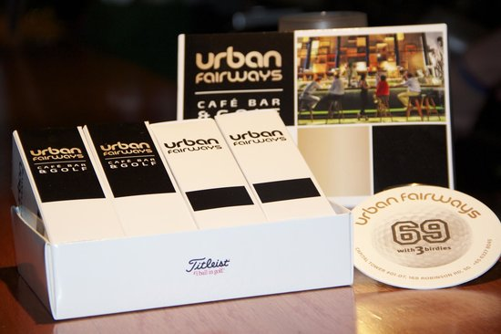 Urban Fairways Titleist Golf Merchandise