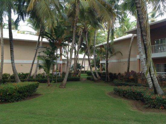 Grand Palladium Palace Resort Spa & Casino : Notre complexe